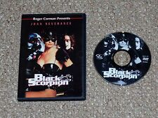 Roger Corman Presents: Black Scorpion DVD 2003 Joan Severance TVA Films Canadian