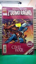 Uomo Ragno n.461 Civil War Speciale 20 Anni - Panini Comics SC44