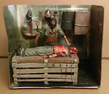 NECA Texas Chainsaw Massacre - The Beginning boxed set Action Figure LEATHERFACE