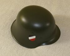 GERMAN HELMET M42 WERMACHT FELDGRAU MUST SEE IT