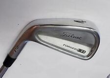 Left Handed Titleist 712 CB Forged 4 Iron Project X PXi Rifle 6.0 Steel Shaft