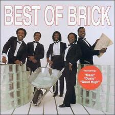 The Best of Brick by Brick (CD, Epic (USA))