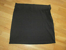 next maternity  black pull on  jersey knee skirt size 20 brand new with tags