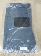 Mercedes-Benz W211 E Class Floor Mat set RWD New OEM Pacific Blue 2003-2009