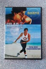 Gilad Isagenix 3 Total Body Transformation DVD Exercise Program-Workout-Nice