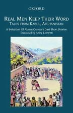 'Real Men Keep Their Word': Tales from Kabul, Afghanistan-ExLibrary