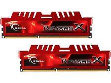 G.SKILL Ripjaws X Series 16GB (2 x 8GB) 240-Pin DDR3 SDRAM DDR3L 1600 (PC3L 1280