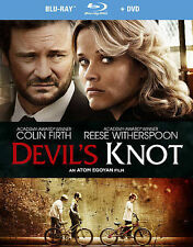 Devil's Knot (Blu-ray Disc, 2014) Colin Firth, Reese Witherspoon
