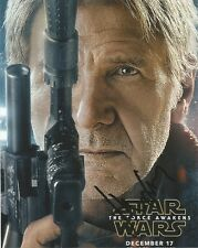 Harrison Ford Star Wars Autographed Signed 8x10 Photo COA EXACT PROOF
