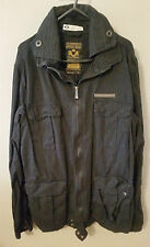 Authentic Apparel Men's Vintage Zip Jacket [Large]