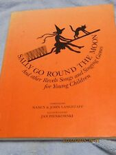 Sally Go Round the Moon and Other Songs Paperback Piano/Vocal NO ISBN