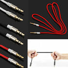 3.5mm Male to Male Car Aux Auxiliary Cord Stereo Audio Cable for Phone iPod MP3