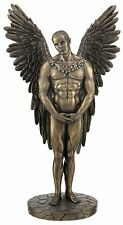 Male Nude Angel Entitled Heaven Sent-Adonis Inspired By The Mythical Icaris