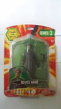 Doctor Who Series 3 Novice Hame Poseable Action Figure Set Boxed