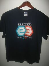 Gamespot E3 Video Games Gamer Conference 2010 Los Angeles CA Staff  T Shirt Lrg