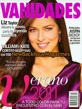Spanish Vanidades 5/11,Ana Ivanovic,May 2011,NEW