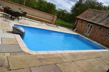 SWIMMING POOL ONE PIECE EASY INSTALLATION 10 YEAR GUARANTEE 6Mx3M MADE IN UK