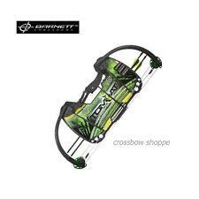 New Barnett Tomcat Junior Compound Bow 1103 W/ Arrows Sight Kids Youth Bow