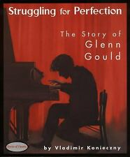 Struggling for Perfection: The Story of Glen Gould (Stories of Canada), Konieczn