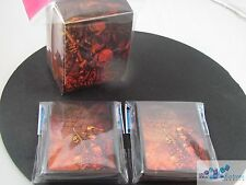 100 LEGION DOUBLE MATTE WITCH CAULDRON DECK PROTECTOR CARD SLEEVES AND DECK BOX