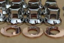 KAWASAKI Z1 KZ Z900 Z1000 Z650 STAINLESS  CYLINDER HEAD NUTS AND WASHER SET