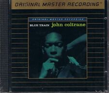 Coltrane,John Blue Train MFSL Gold CD Neu OVP U I Japan