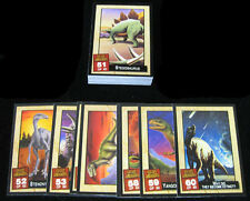 1993 Dynamic Marketing Escape of the Dinosaurs Set (60) NM/MT