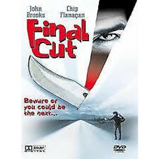 Final Cut DVD UNRATED Joe Rainer - NEW