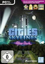 Cities Skylines: After Dark  (Add-On)  für PC *Neu & OVP*