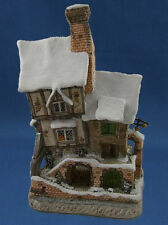 David Winter Cottage OLD JOE'S BEETLING SHOP #D1901 *NIB* Beautiful Piece*