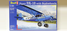 1/32 Revell 4890 - Piper PA-18 with Bushwheels Plastic Model Kit
