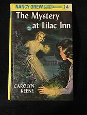 Nancy Drew Mystery Stories ~ The Mystery at Lilac Inn ~ By Keene 2001 ~ Book 4