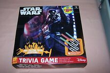 Disney Star Wars Trivia Game NEW in Box 650+ Exciting Trivia Questions Gift Idea