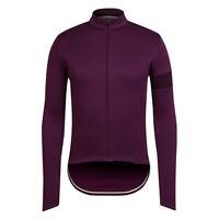 Rapha Purple Long sleeve jersey top. LSJO8XX. Size - XL. BNWT.