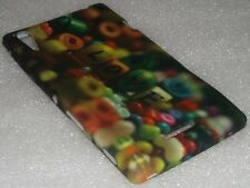 DESIGNER PRINTED SOFT SILICON BACK CASE COVER FOR SONY XPERIA T3