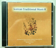 Korea CD collection of Korean Traditional Music (국악원) 1998 NEW