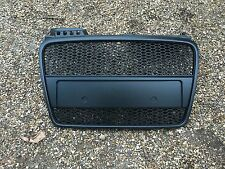 Audi A4 B7 SE RS4 RS 4 Style Front Grille Panel Black Edition 2004-2007