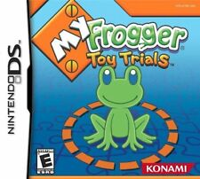 My Frogger Toy Trials DS! NDS, DSI, LITE, XL, 3DS! FUN FAMILY GAME! PET CLASSIC