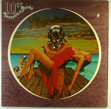 """12"""" LP - 10cc - Deceptive Bends - A3925 - washed & cleaned"""