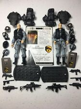 GI Joe Cobra ROC Rise Of Cobra Figure Lot Pit Commando x2 Army Builder