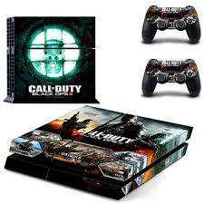 For Call of Duty Black OPS 3 Decal Skin Sticker For Sony PS4 Console Controller