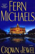 Michaels, Fern Crown Jewel: A Novel (Michaels, Fern) Very Good Book