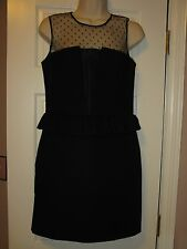 Red Valentino Dress , New With Tags I42/ US 4
