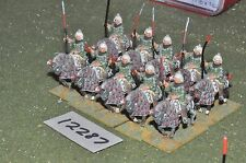 25mm ancient chinese cavalry 10 cavalry (12287)