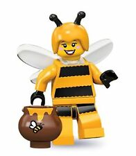 LEGO® Collectable Figures™ Series 10 - Bumblebee Girl - Bumble Bee