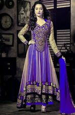 Wedding Anarkali Salwar Kameez Dress Designer Indian Bollywood ethnic N005