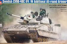 Hobby Boss Sweden CV90-40C IFV/W Panzer Schweden UN 1:35 Modell-Bausatz CV9040C