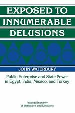 Exposed to Innumerable Delusions: Public Enterprise and State Power in Egypt, In