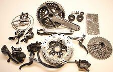 Shimano XTR 980 / Zee COMPLETE Groupset 3 x 10 Speed MTB Bike Build Kit Gruppo