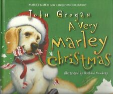 A Very Marley Christmas, John Grogan, Excellent Book